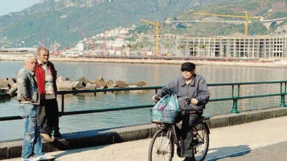 """L'ecomostro va dimezzato"""": sul lungomare di Salerno il diktat della sovrintendenza"""
