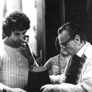"Garofalo, lo scenografo di De Filippo: ""Vi racconto il mio Eduardo"""