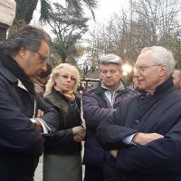 "Epifani ad Agnano: ""Rilanciare l'Ippodromo"""