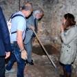 Ravello, scoperte due cisterne di età medievale  Foto  nei sotterranei di Villa Rufolo  di ANTONIO FERRARA
