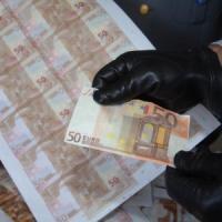 Da Napoli il novanta per cento dei soldi falsi al mondo
