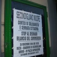 """""""Secondigliano muore"""", duemila in marcia"""