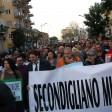 """""""Secondigliano muore"""" duemila in marcia   foto"""