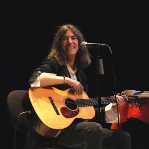 "Due serate di rock con Patti Smith ""Per me cantare è come pregare"""