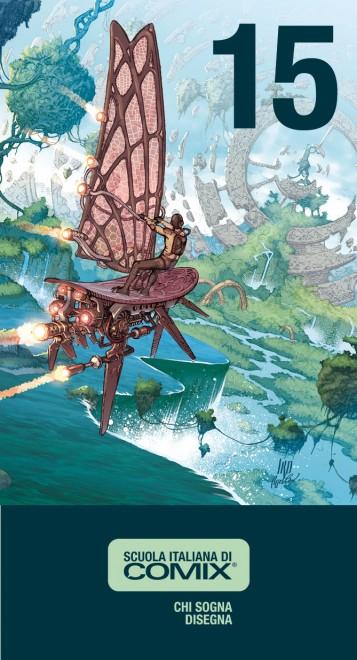 """""""Chi sogna disegna"""", il calendario di Comics"""