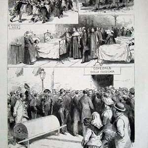 Uno spettacolo e una mostra per ricordare il colera del 1884