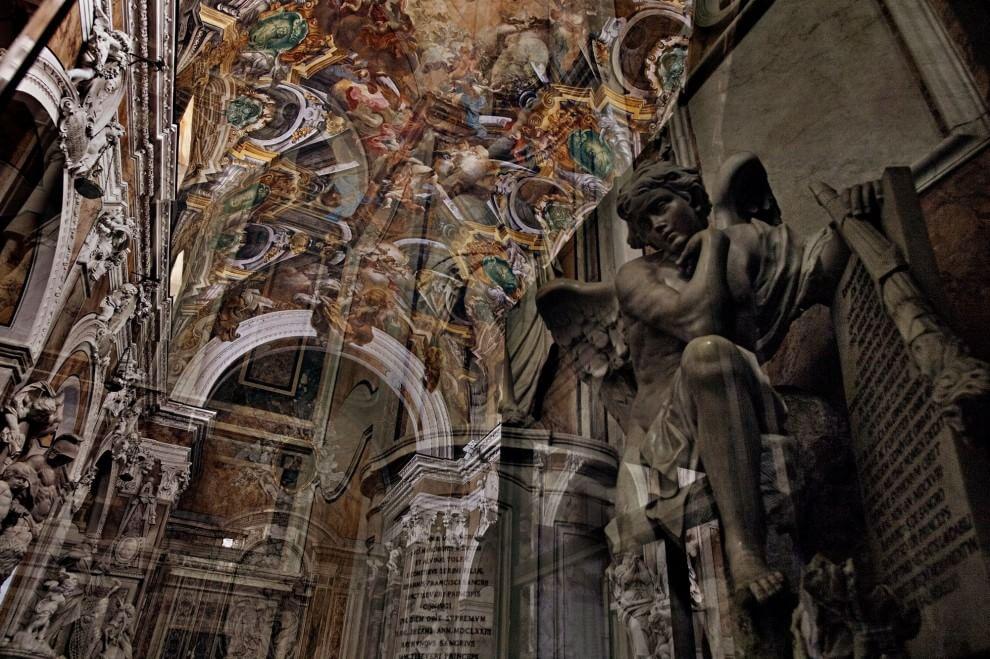 La mostra di foto su Cappella Sansevero