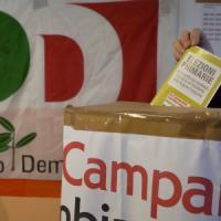 Primarie Pd, chiusi i seggi, oltre 146mila votanti