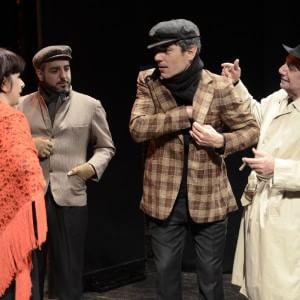 Raffaele Viviani al teatro Totò