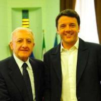 Renzi: Via libera a De Luca