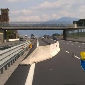 Completati i lavori sull'A3, ora si viaggia a tre corsie tra Napoli e Castellammare