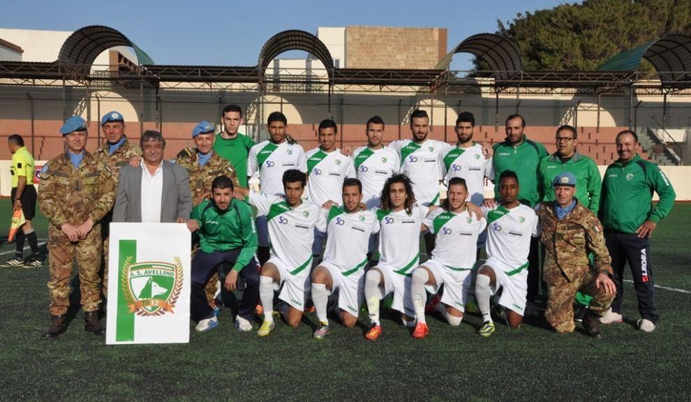 Avellino-Salernitana, derby per il sociale in Libano