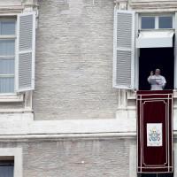 Il Papa ringrazia napoletani per la