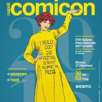 Sta arrivando Comicon, ecco il poster firmato Milo Manara