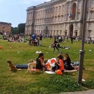 Parco della Reggia di Caserta, l'indignazione di Ilaria Borletti Buitoni