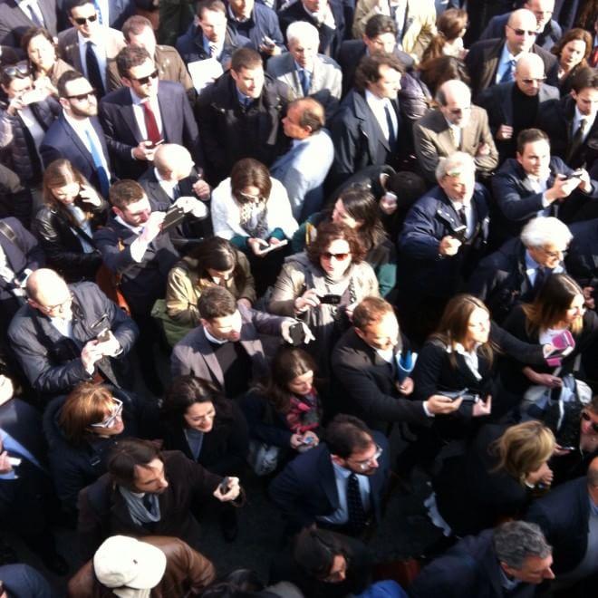 Secondo giorno di caos al tribunale di Napoli