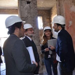 Pompei, torna alla luce  la Casa della Fontana piccola