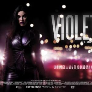 Violet, la super eroina anticlan nei vicoli di Napoli