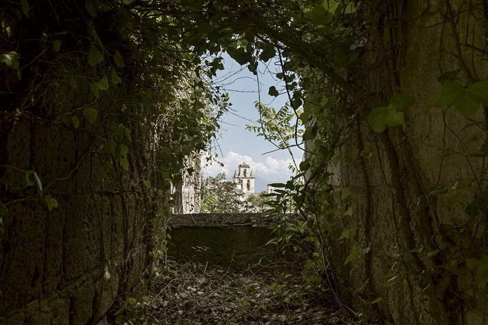 Le jardin il giardino pensile di castel sant 39 elmo 1 di - Il giardino segreto napoli ...