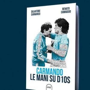 Diego, Ferlaino e altri segreti nel libro di Carmando