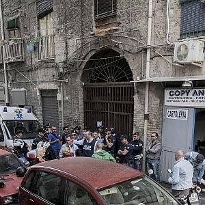 Via Sedile Di Porto 23.Camorra Scacco Alla Cosca Che Terrorizza L Universita Repubblica It