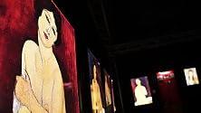 Modigliani in mostra   all'Agorà Morelli