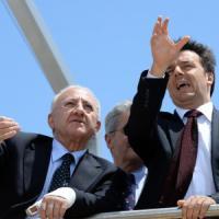 "I big in Campania.  Renzi a Salerno: ""Se vince De Luca salirà il Pil nazionale"""