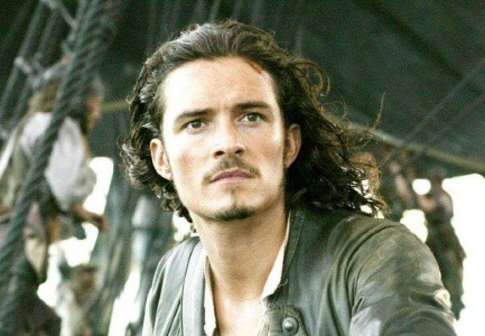 """Il """"pirata"""" Orlando Bloom ospite a Giffoni"""