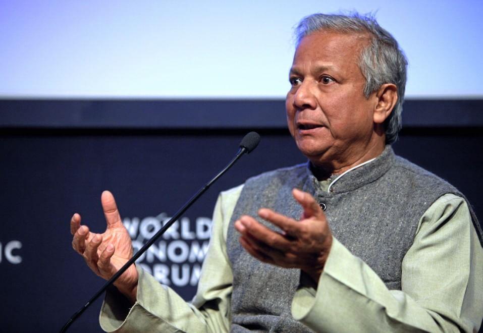 Le giornate napoletane del premio Nobel Yunus