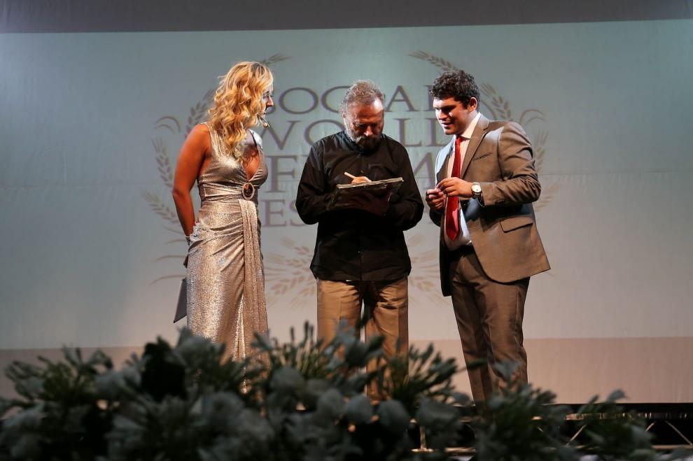 """Franco Nero premiato al Social World Film Festival di Vico Equense: """"Il cinema italiano è morto"""""""