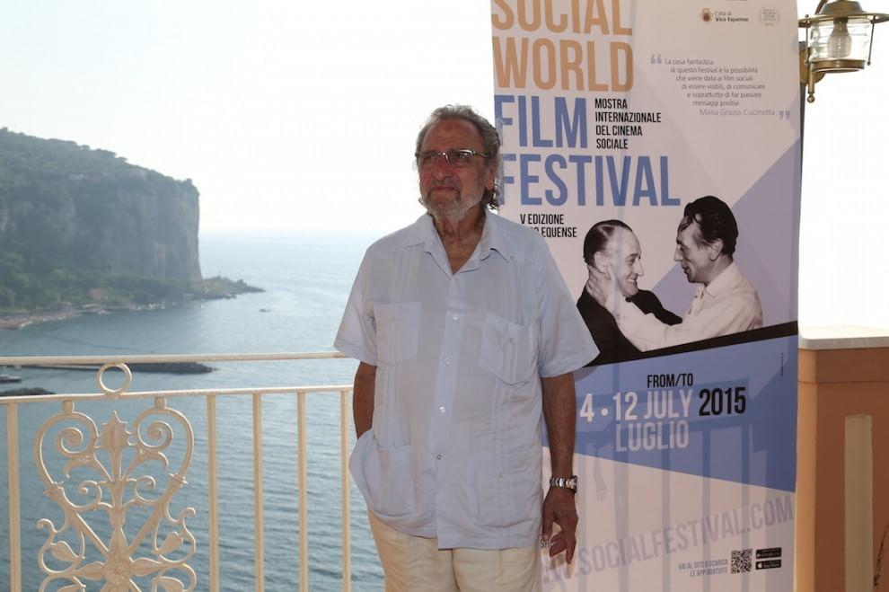 Vico Equense, tutte le star del Social World Film Festival