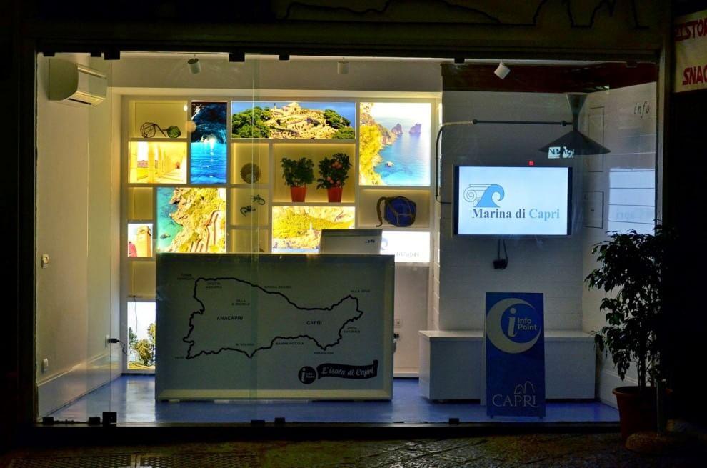 Capri, inaugurato il nuovo Infopoint - la Repubblica