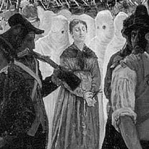 Piazza Mercato, 216 anni dopo l'esecuzione degli otto patrioti giacobini