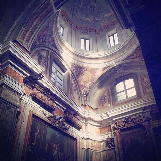 """La Chiesa dei Santi Filippo e Giacomo, Respiriamo Arte"""" apre al pubblico spazi inediti"""