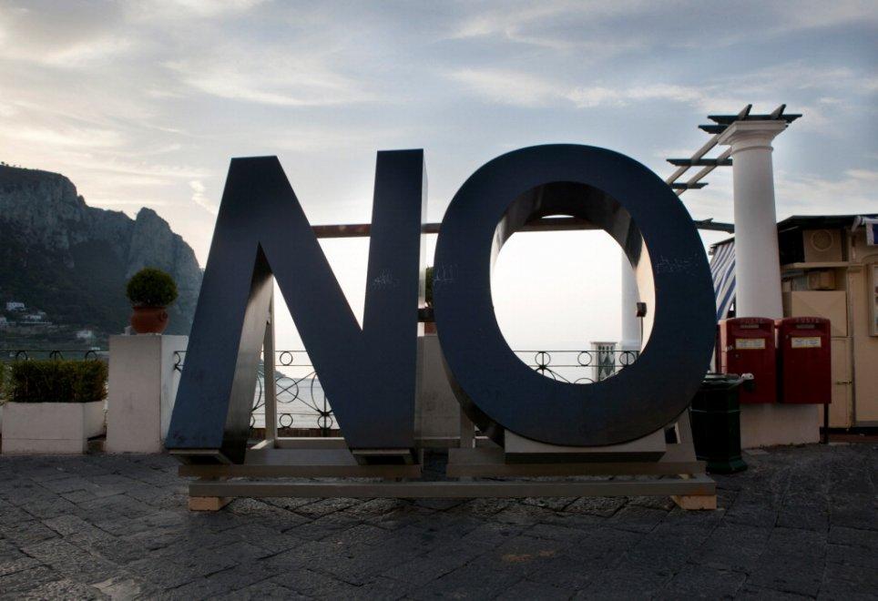 Capri, mostra d'arte en plein air