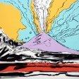 """Napoli perde il """"Vesuvius""""  di Andy Warhol"""