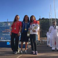 Mondiali di apnea ad Ischia, italiani protagonisti