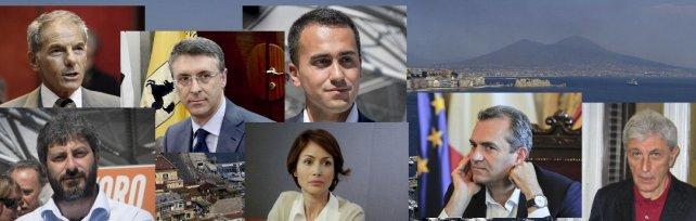 Napoli, vota online il tuo candidato sindaco