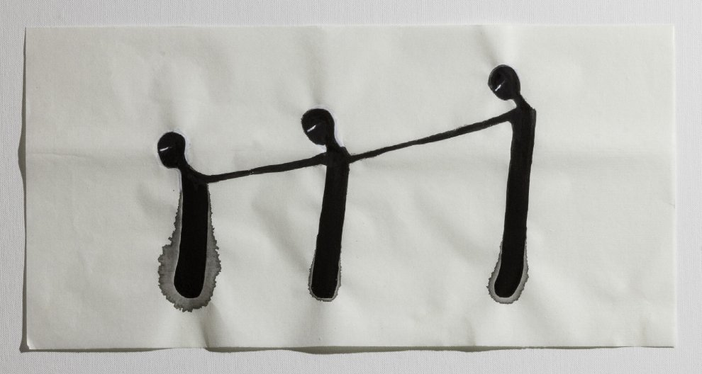 """""""Leggero"""", la mostra di Alex Pinna alla galleria Prac"""