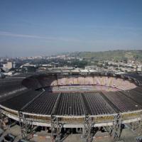 Convenzione per lo stadio San Paolo, arriva il secondo flop