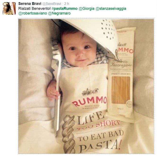 #SaveRummo, la web solidarietà per il pastificio Rummo