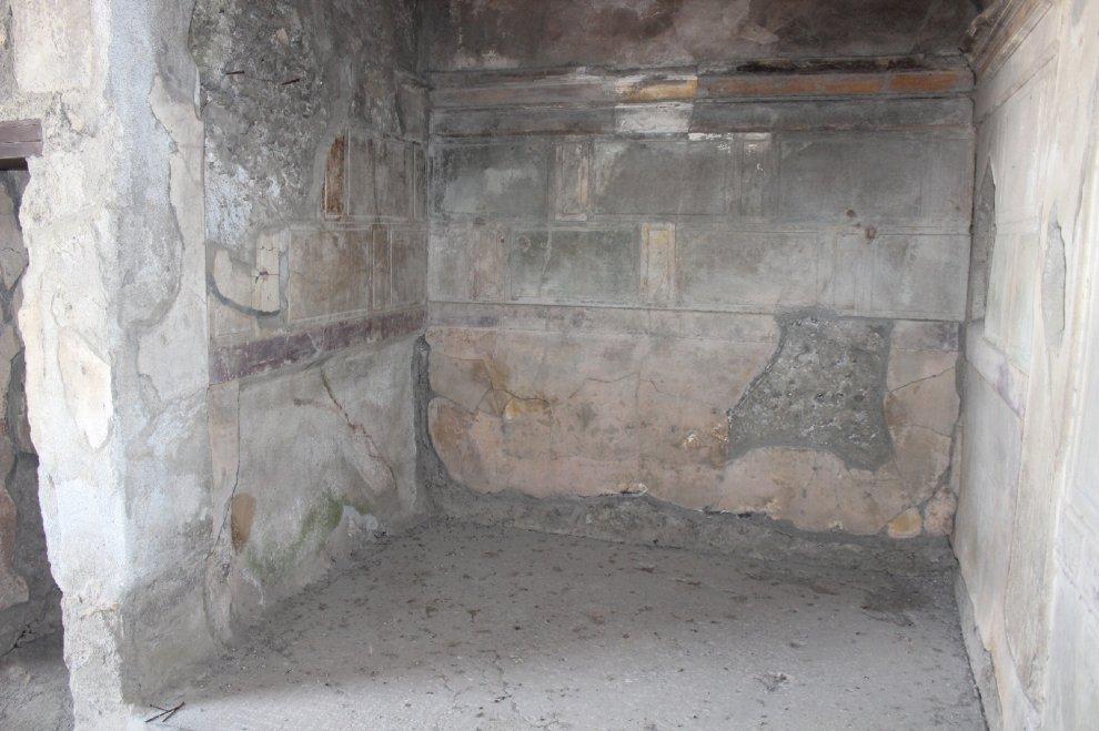 Pompei, crowdfunding per il restauro del cubiculum 3 della domus del Centauro