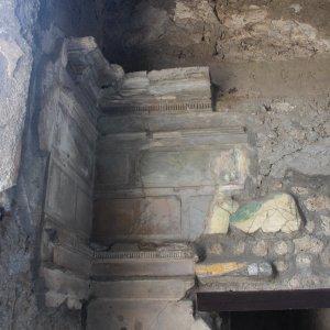 Pompei: crowdfunding per il restauro del Cubicolo 3 della Domus del Centauro