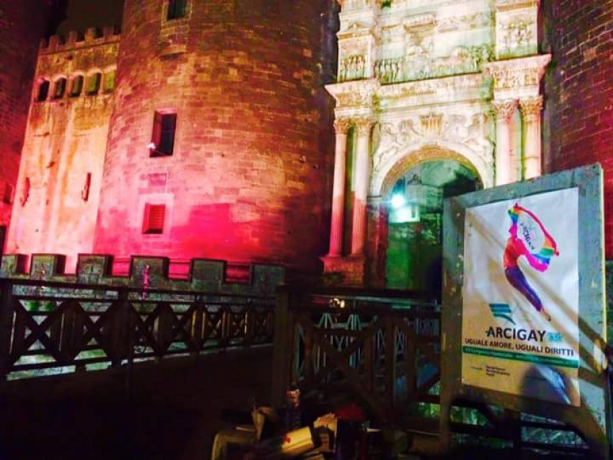 Napoli ospita il XV Congresso nazionale dell'Arcigay:  è la prima volta nel Sud Italia