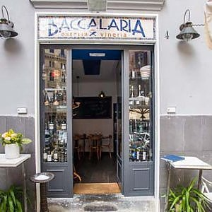 Il posto insolito: Baccalà e bollicine nella Bottega del Cenone