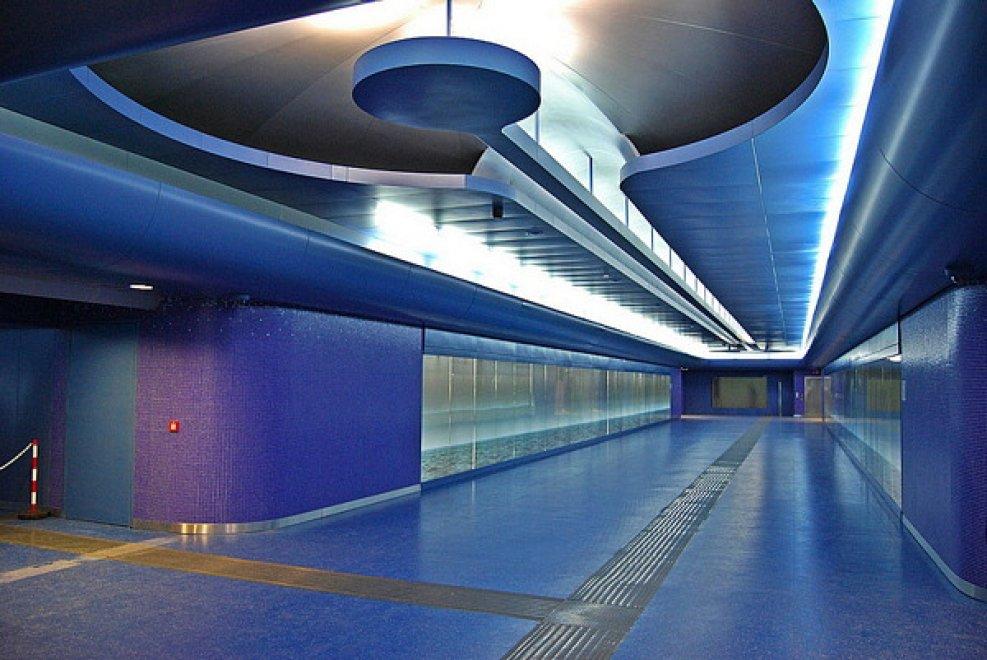 Napoli, stazione Toledo vince l'Oscar delle opere pubbliche sotterranee