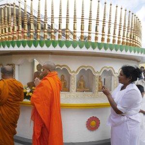 Napoli, apre il tempio buddista più grande d'Europa