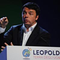Renzi, sfida semiseria a De Luca: