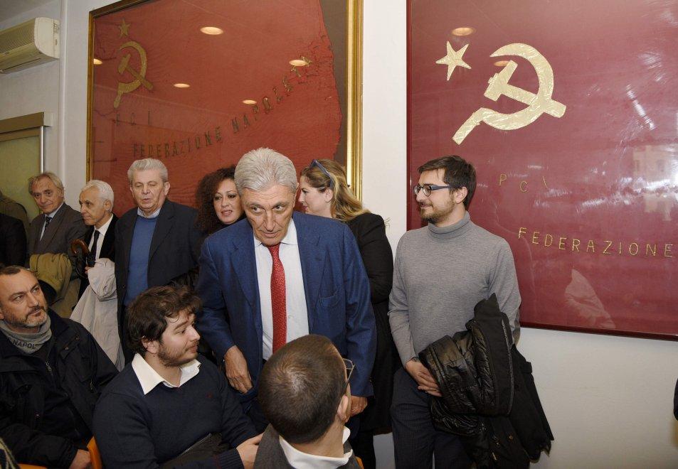 """Pd,  Bassolino: """"Non accetto provocazioni, avanti fino al voto"""""""