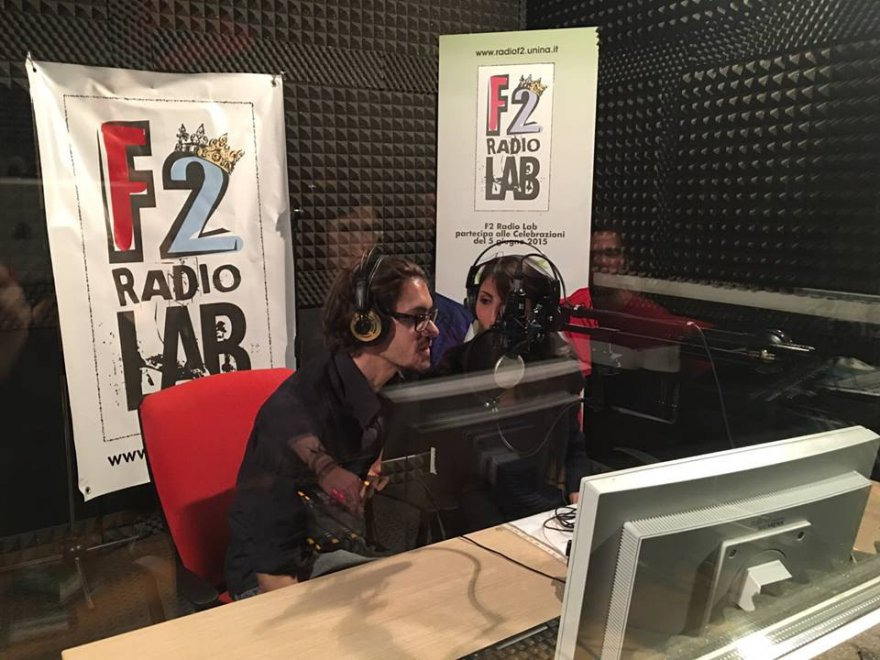 La web radio della Federico II ospiterà il Festival nazionale delle radio universitarie